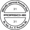 Officially approved Porsche Club 31